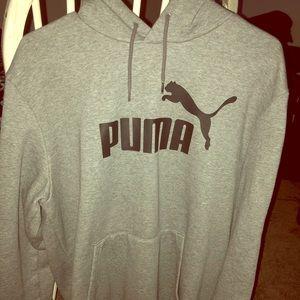 Men's Puma hoodie